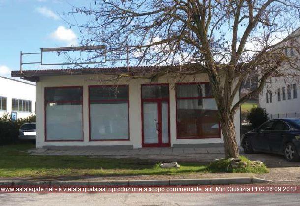 Sassocorvaro (PU) Zona Industriale - Via dell'Industria  snc