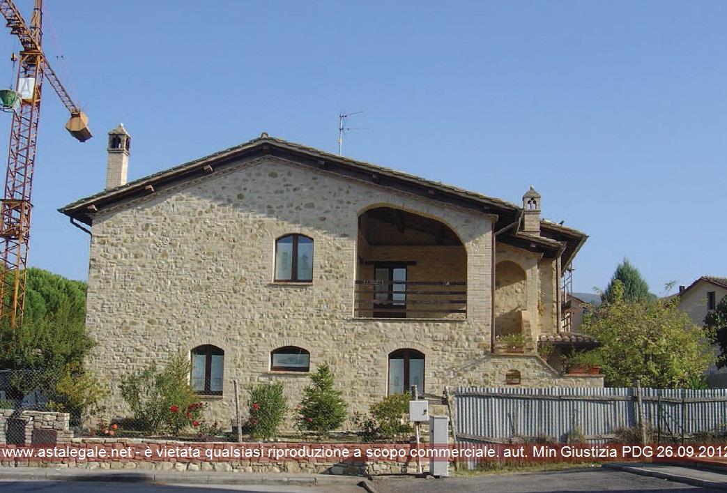 Assisi (PG) Frazione Palazzo - Via Michelangelo