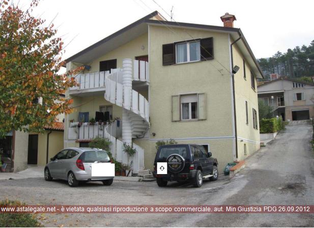 Gualdo Tadino (PG) Via San Rocco (già Via Roma) 83