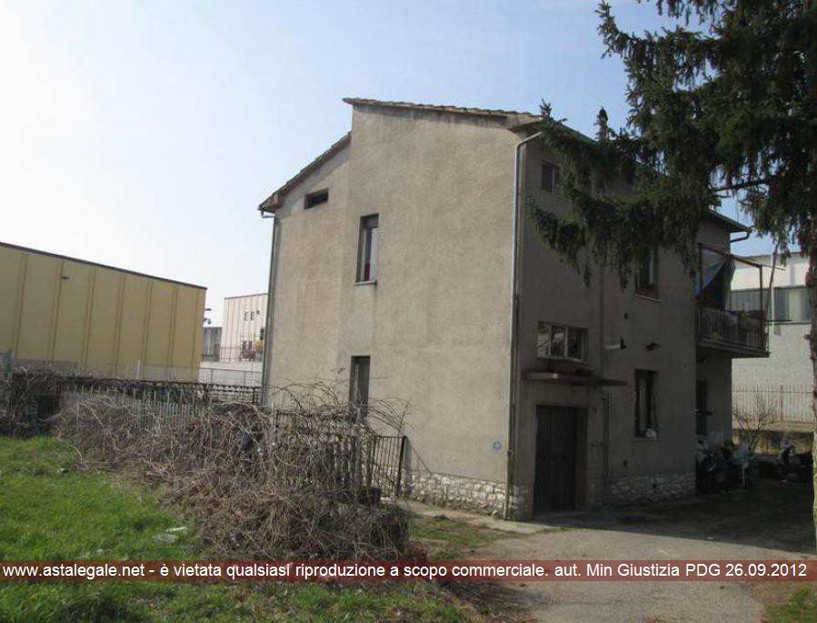 Perugia (PG) Localita' Sant'Andrea delle Fratte, Via Canzio Pizzoni n. 18