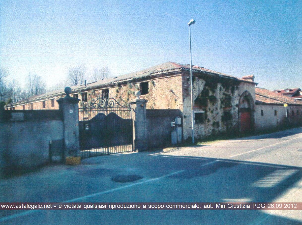 Albignasego (PD) Localita' Mandriola - Via Marconi 37