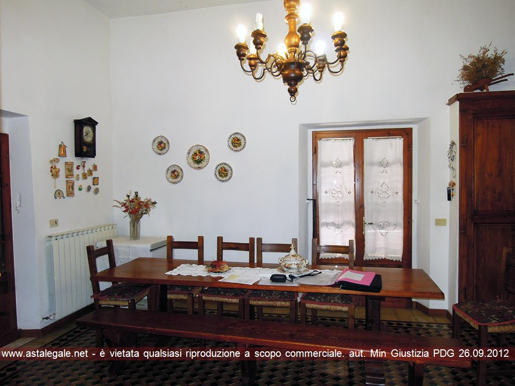 Cavriglia (AR) Localita' Masseto n. 20
