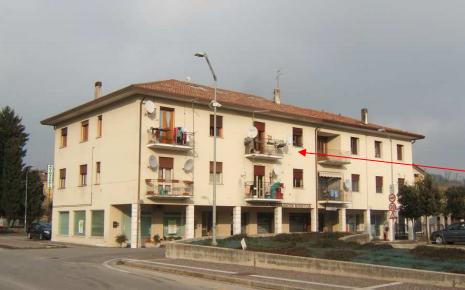Mussolente (VI) Piazza Vescovo Dal Monte 3