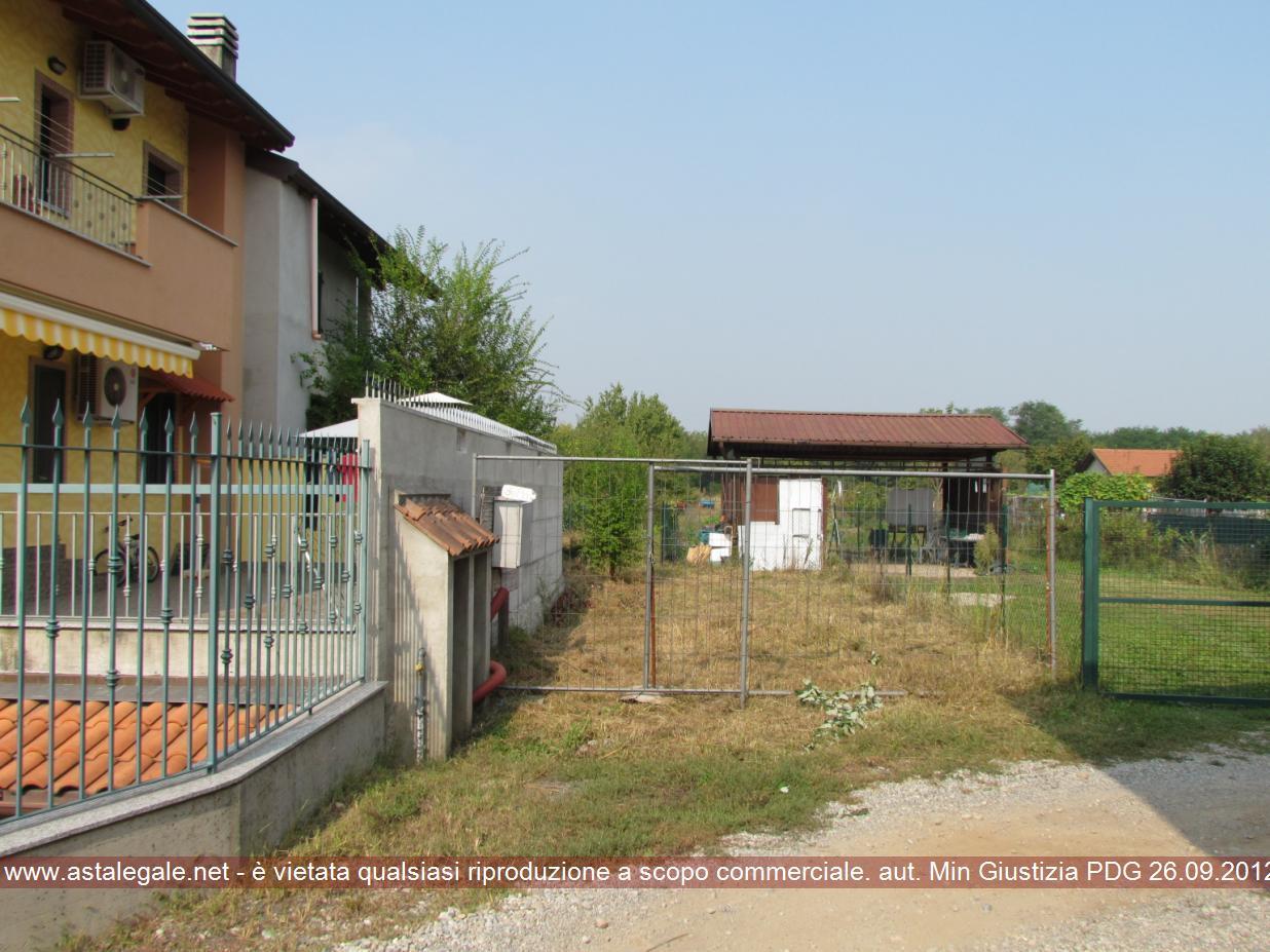 Concorezzo (MB) Via Agrate Ang. Via Kennedy Snc