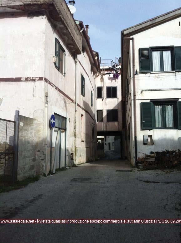 Solofra (AV) Via Cacciata 6