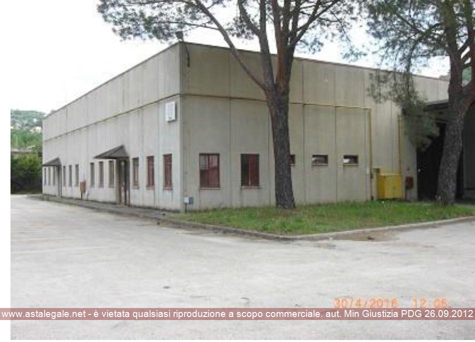 San Mango Sul Calore (AV) Localita' Luogosano - Area Industriale