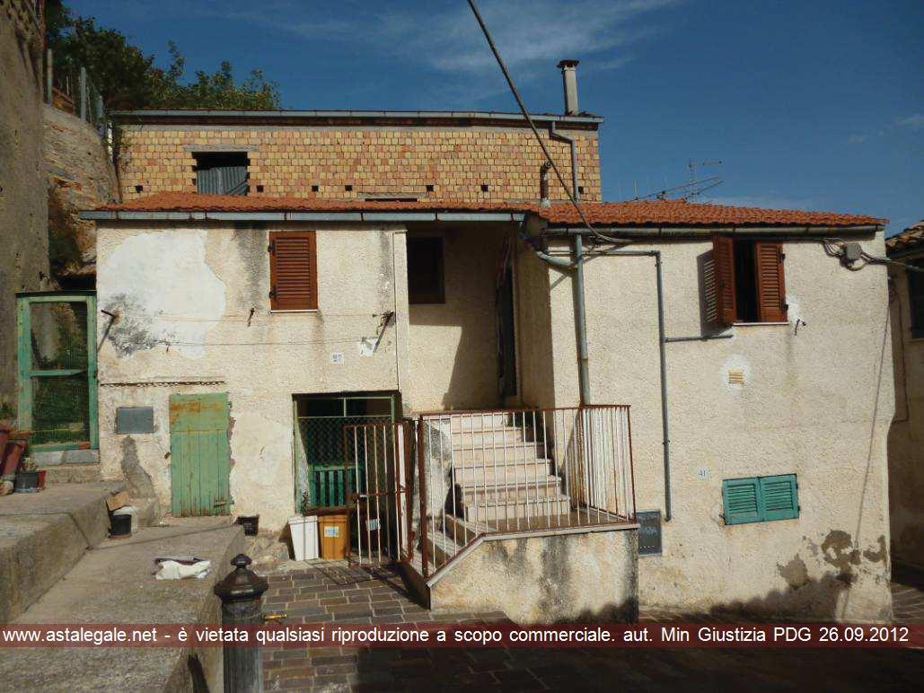 Bucchianico (CH) Via Cappellina San Camillo 27