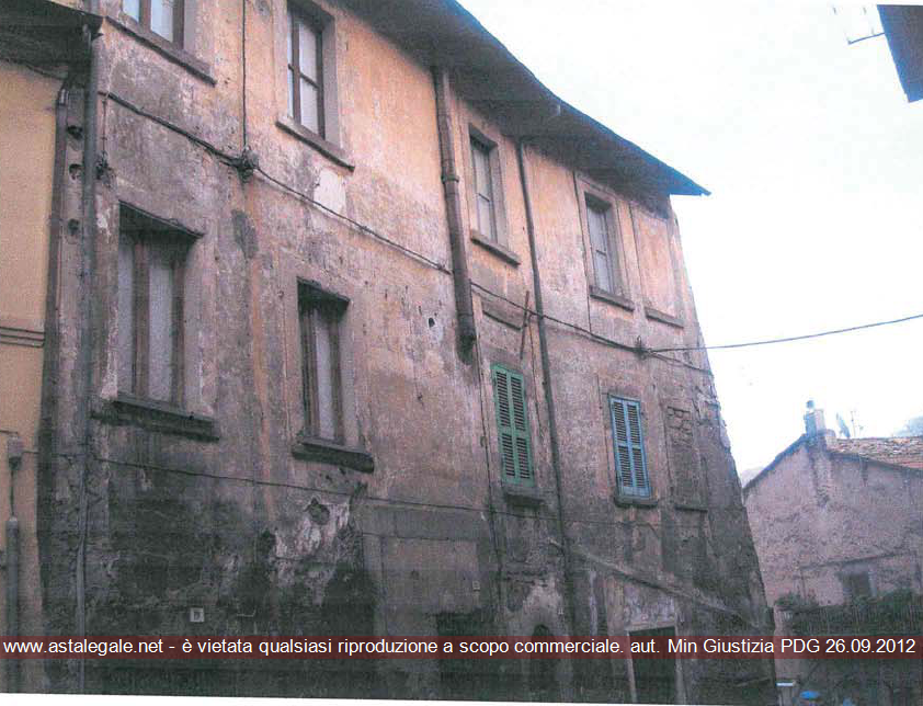 Canepina (VT) Via Roma 21