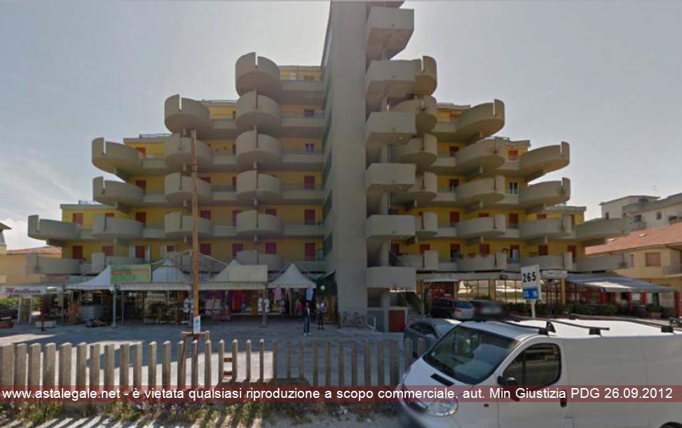 Mondolfo (PU) Frazione Marotta, Via Litoranea 282