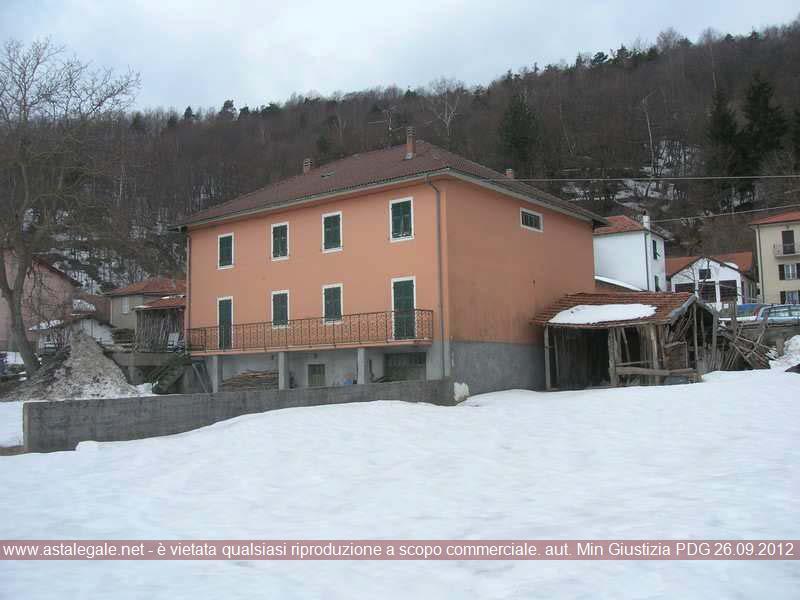 Calizzano (SV) Frazione MERETA, Via Nuova 47