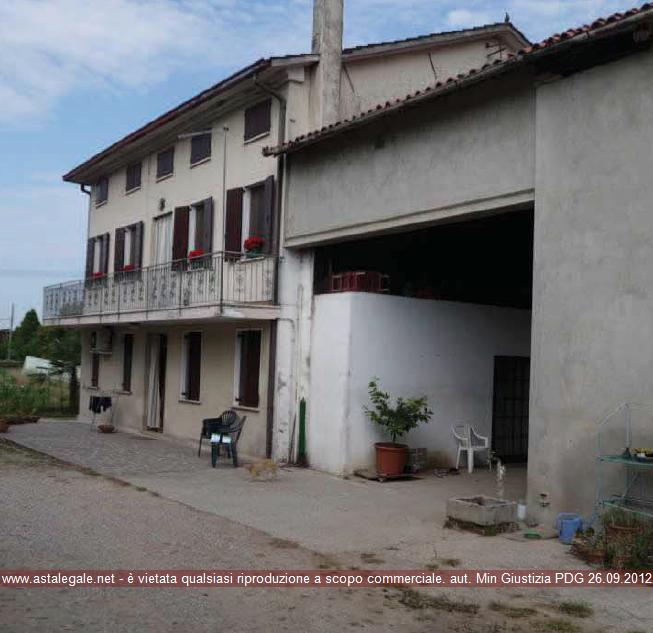 Saccolongo (PD) Localita' Creola, Via Montemerlo 1