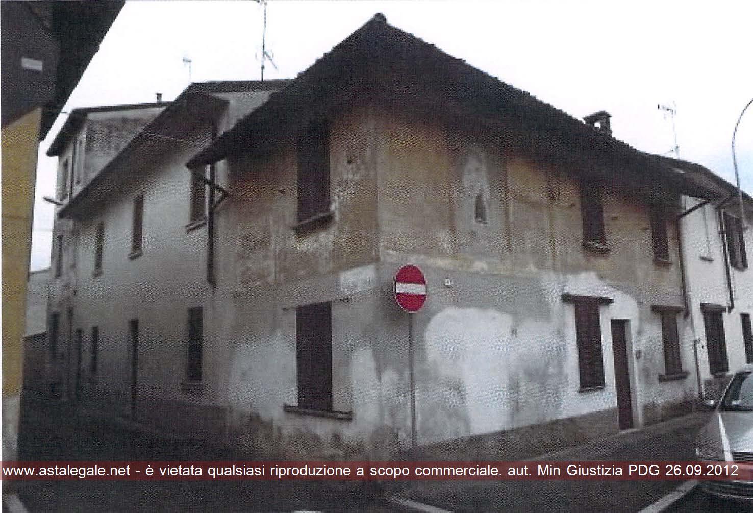 Garlasco (PV) Via Delle Mura 37