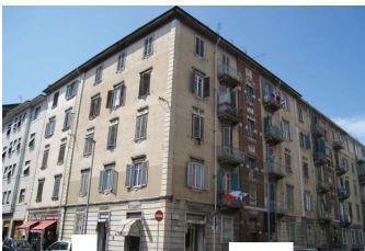 Torino (TO) Via MONTE ROSA 61 e 63 angolo via Scarlatti