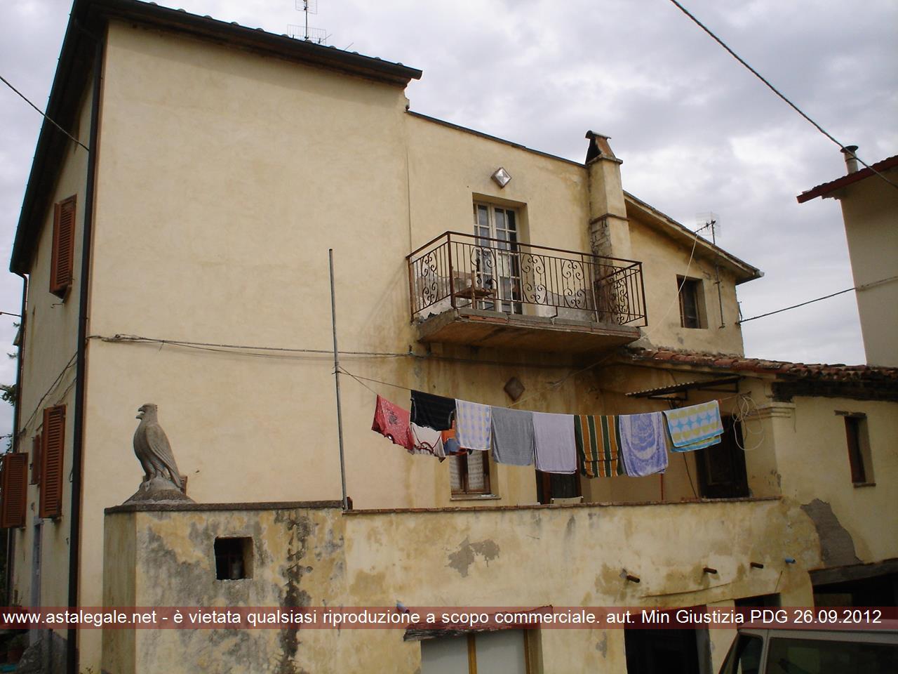 Umbertide (PG) Localita' Montecastelli - Via della Rinascita 16