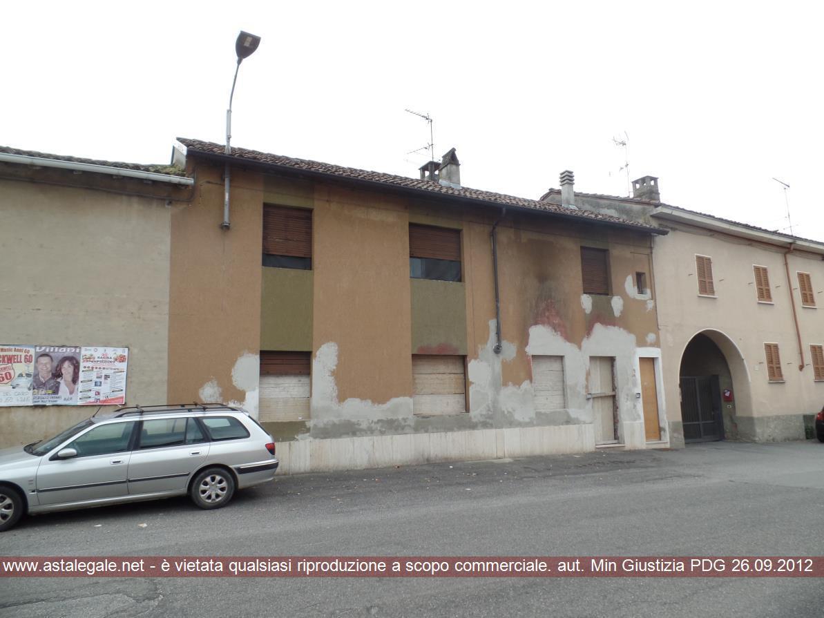 Pieve Del Cairo (PV) Via Garibaldi 30