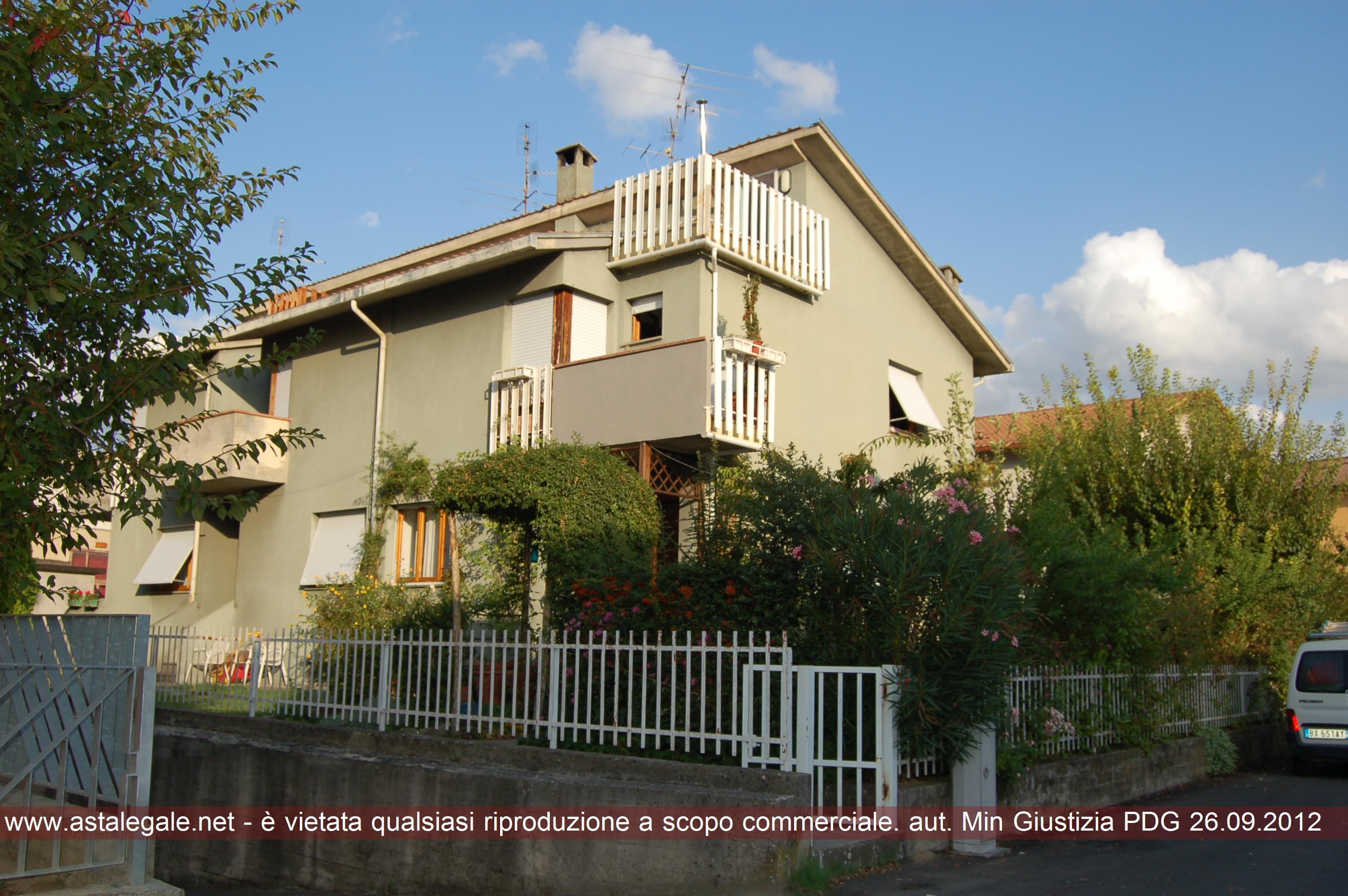 Citta' Di Castello (PG) Via SIBILLA ALERAMO, 4 - FRAZ.CERBARA