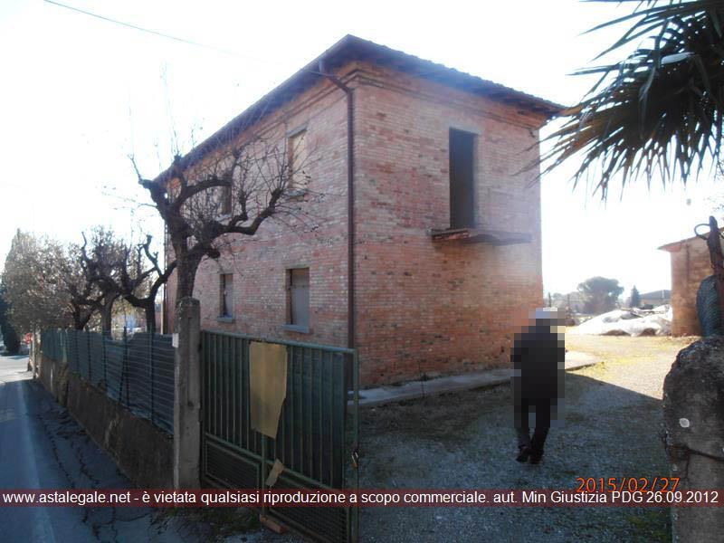 Foiano Della Chiana (AR) Via del Cimitero