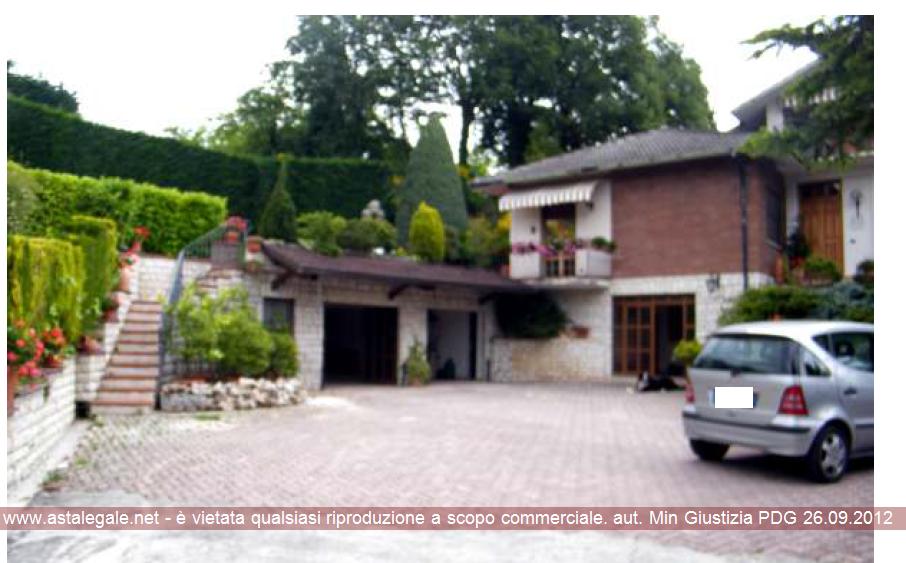 Sassoferrato (AN) Localita' Grella 3