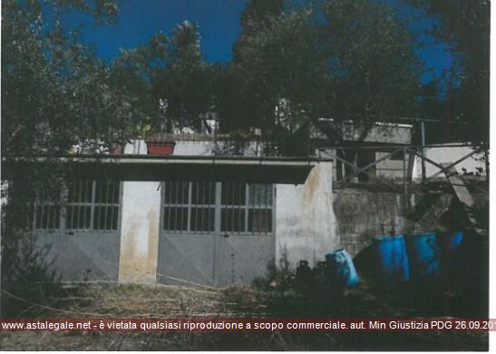 Quarrata (PT) Localita' Colle - Via Lunga o Riacci snc