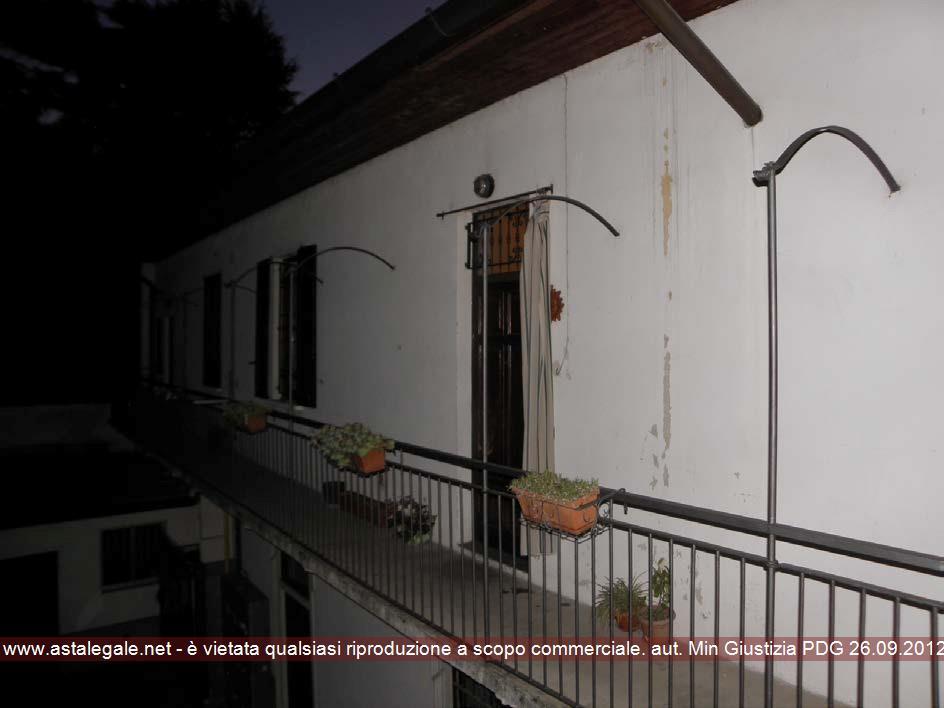 Cesano Maderno (MB) Frazione Binzago - Via Dante Alighieri 55