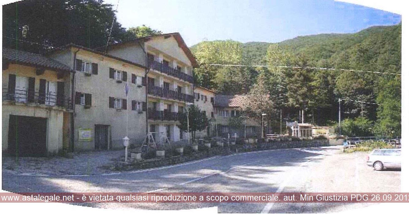 Borgo Pace (PU) Via Fonte Abeti  - Via Fonte Abeti 2,3,4,5,6,7