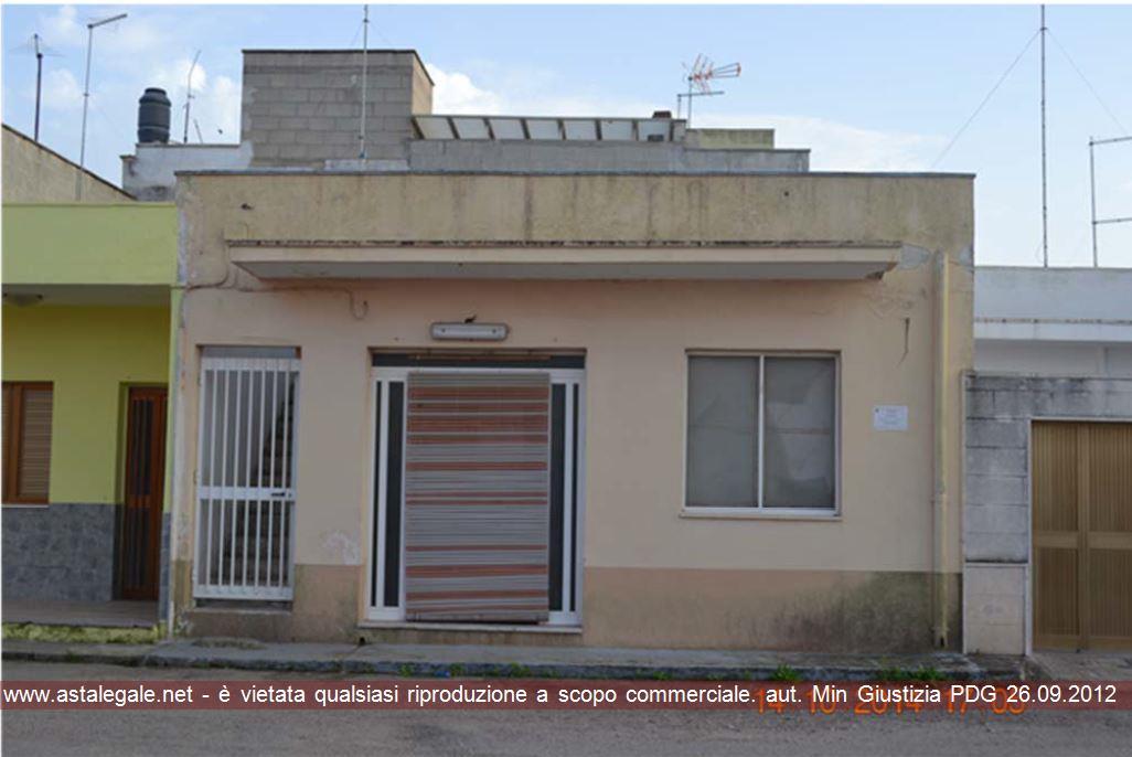 Torchiarolo (BR) Localita' Torre San Gennaro - Via Pola 44