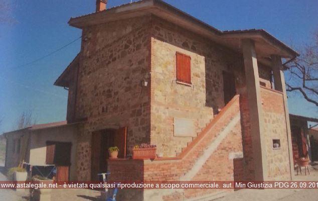 Castiglione Del Lago (PG) Localita' Salticchio