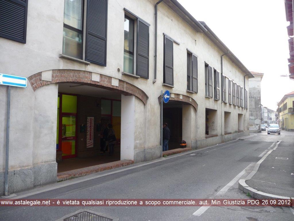 Cesano Maderno (MB) Frazione Binzago - Via Manzoni 4