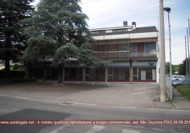 Seveso (MB) Corso Isonzo 17 e Via Europa Unita