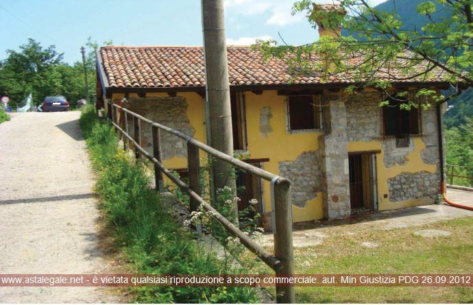 Verzegnis (UD) Localita' Sella Chianzutan