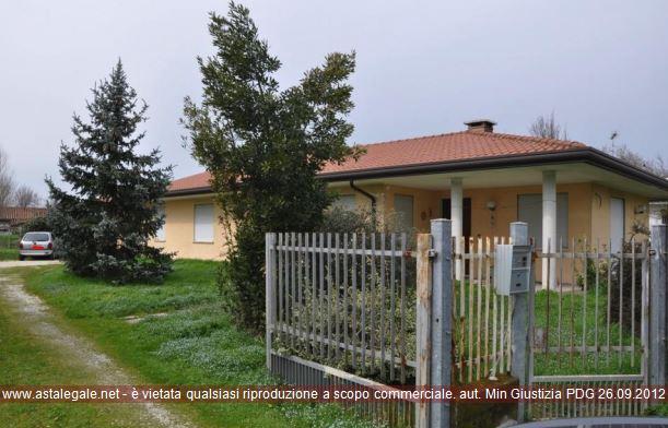 Boara Pisani (PD) Localita' Gorghetto, Via Sabbioni 43