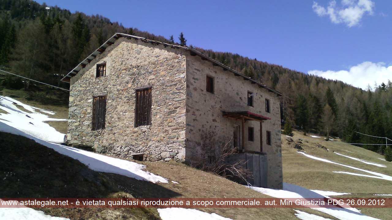 Valdidentro (SO) Localita' Arnoga