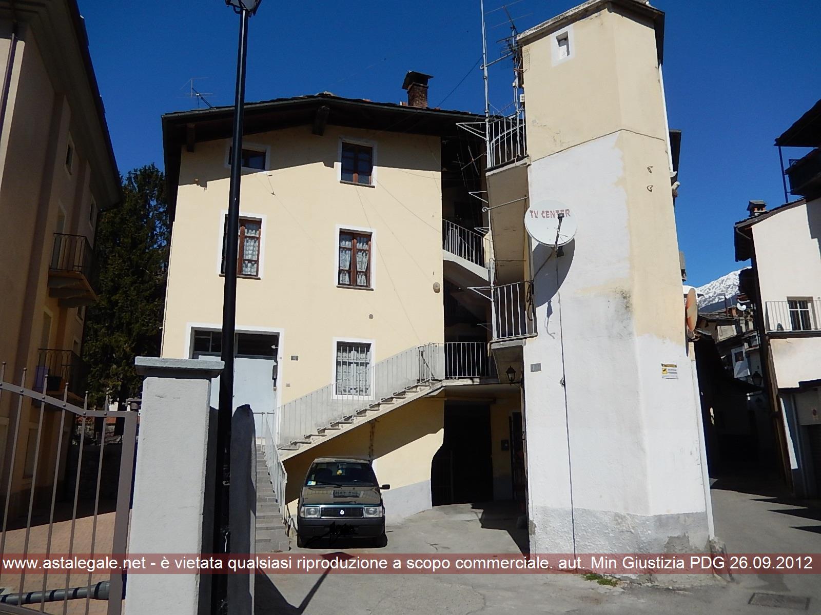 Aosta (AO) Via Malherbes 10
