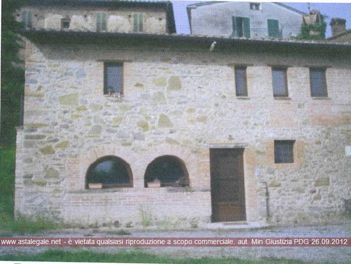 Marsciano (PG) Frazione Castiglione della Valle - P.zza Vittoria snc