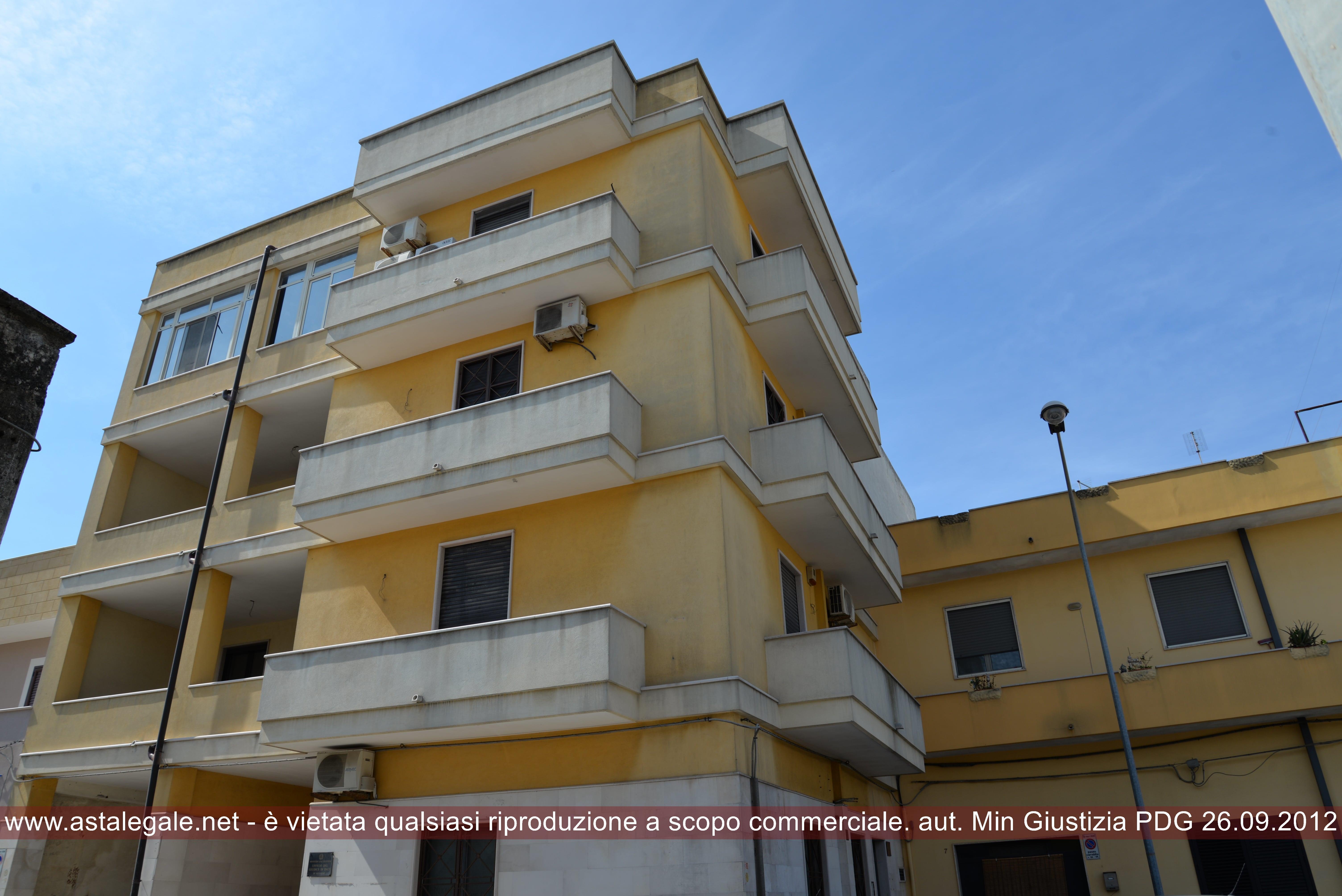 Mesagne (BR) Via Cuneo  5