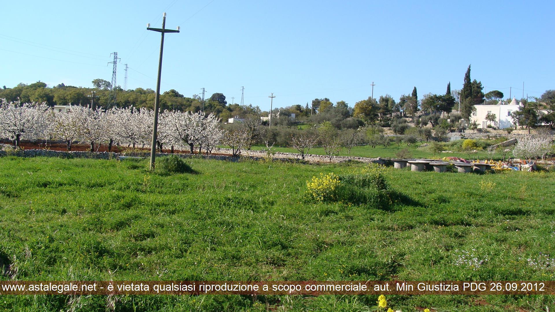 Cisternino (BR) Via per Locorotondo s.n.