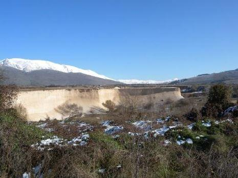 Massa D'albe (AQ) Sito in provincia di L'Aquila, Palentina km. 2,700