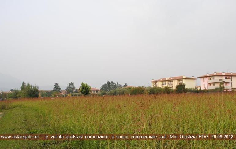 Bassano Del Grappa (VI) Frazione San Lazzaro
