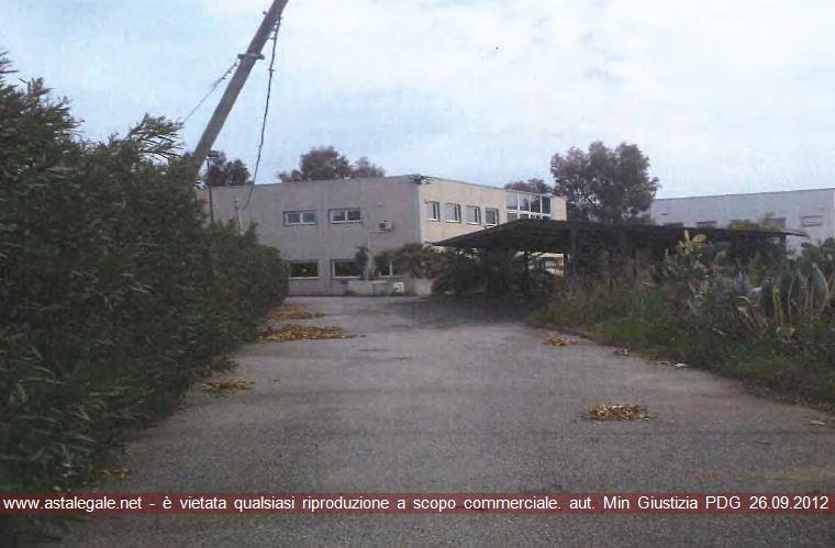 Corigliano Calabro (CS) Via 106 BIS - ZONA INDUSTRIALE ASI SCHIAVONEA SNC