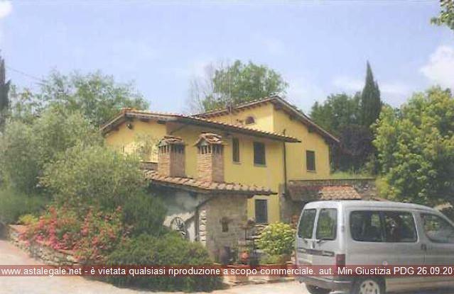 Incisa In Val D'arno (FI) Localita' Fornacina 7/a