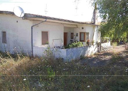 Bisaccia (AV) Localita' Piano San Pietro