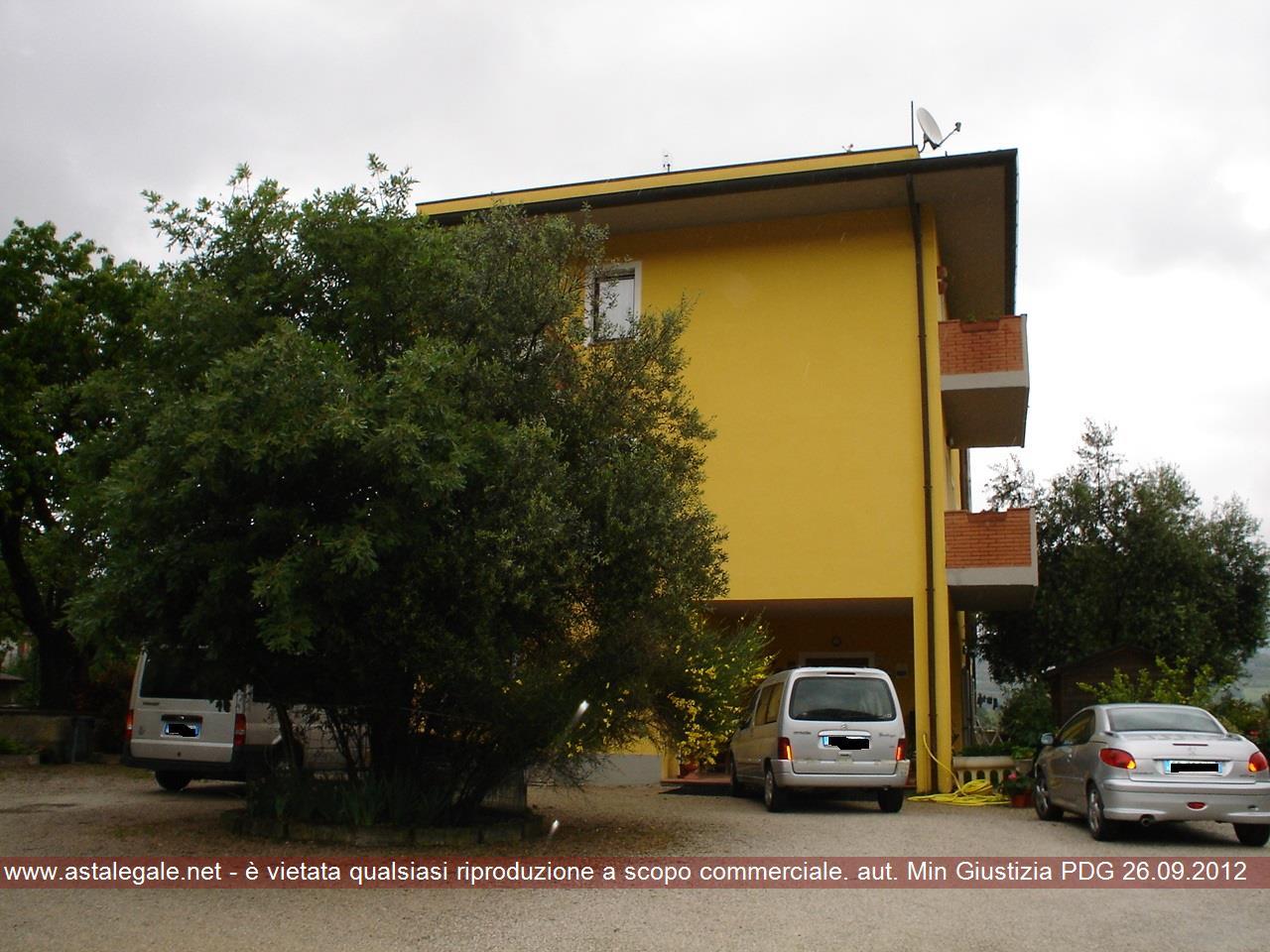 Umbertide (PG) Localita' Montecastelli - Viale Europa 20/20a