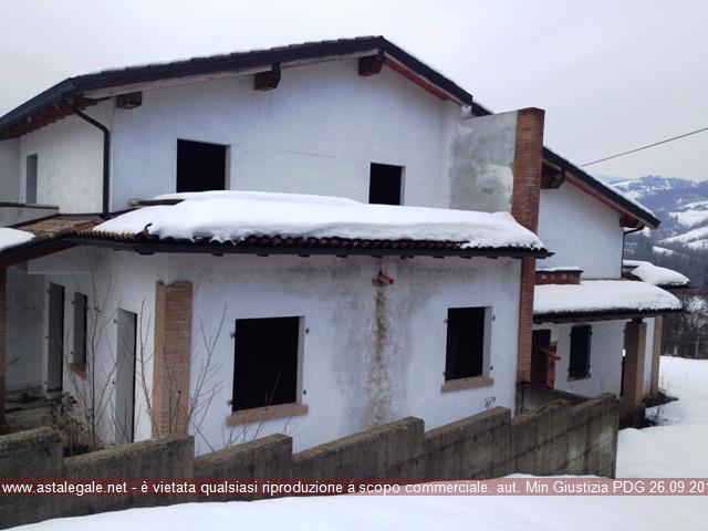 Albareto (PR) Localita' Casa Bianca, Via Grilli