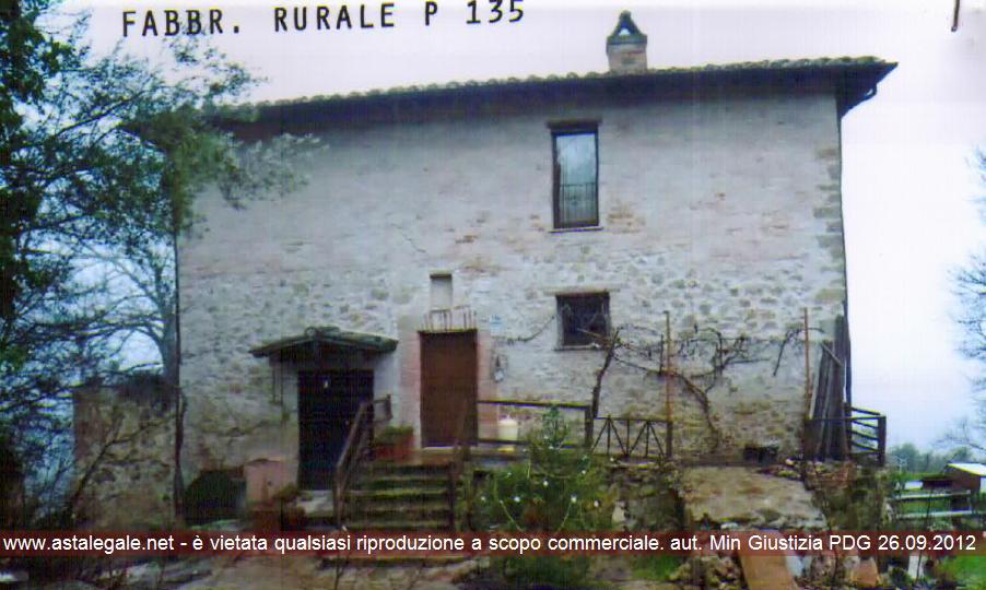 Perugia (PG) Strada Montepacciano 15