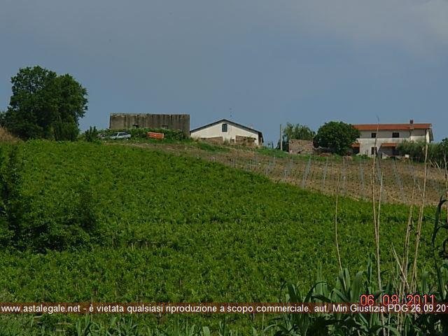 Casalbordino (CH) Localita' Valle Cisterna