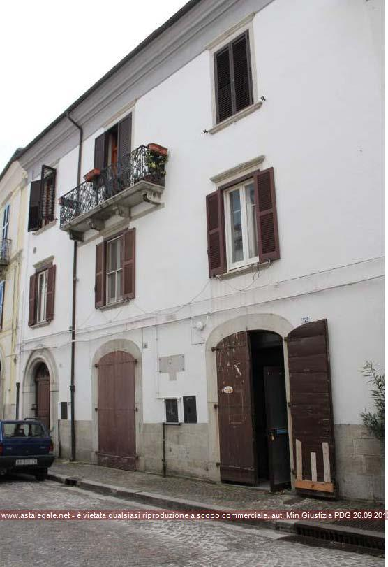 Agnone (IS) Via Vittorio Emanuele 52
