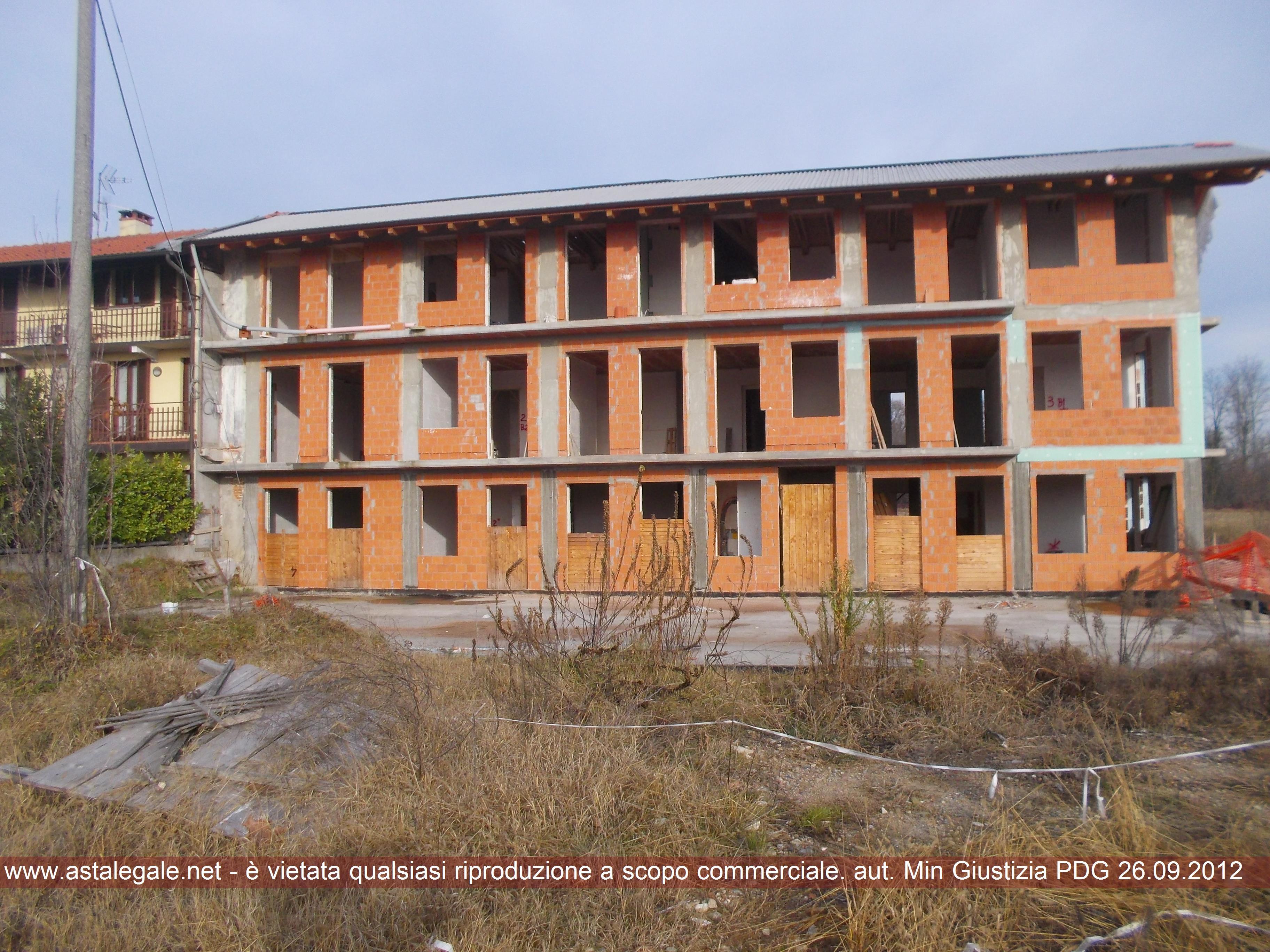 Oleggio (NO) Via Romana 27