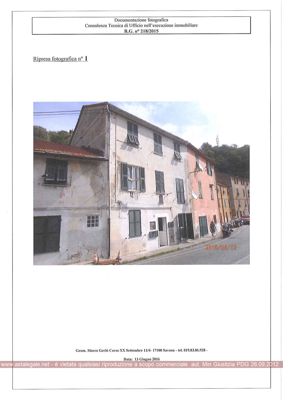 Savona (SV) Via Nazionale Piemonte 16/3B