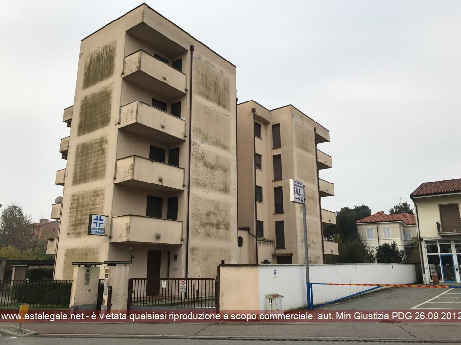 Sant'angelo Lodigiano (LO) Via Zara  26