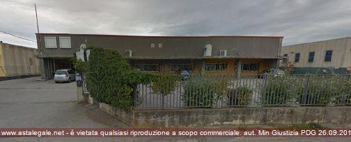 Perugia (PG) Zona Ind. Sant'Andrea delle Fratte - Via Piermarini